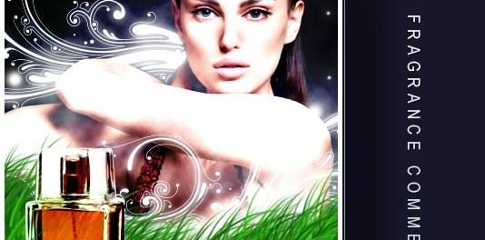 Photoshop Tutorial: Make a Perfume Poster Design - Photoshop Tutorials Lorelei Web Design