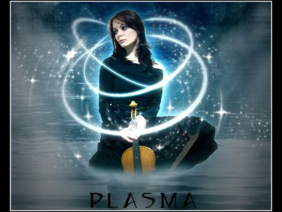 Fantasy Art Photopshop Tutorial - Plasma in the Lake