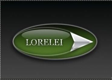 Design A Perfectly Glossy Logo or Button - web layout Lorelei Web Design
