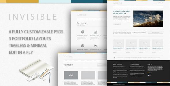 New Premium Download - Full 8 Pages PSD Website Template - Premium Downloads Lorelei Web Design
