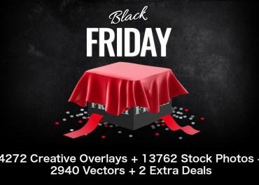 Black Friday Mega Bundle 99% OFF for Photoshop & Design Lovers - Blog Lorelei Web Design