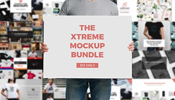 Download the The Xtreme Mockup Bundle - Premium Photoshop Actions Lorelei Web Design