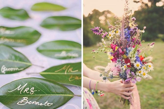 Planning an Eco-Friendly Wedding - Blog Lorelei Web Design