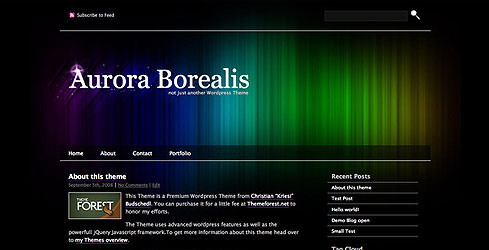 Another Way To Iintegrate Photoshop and Wordpress - Premium Themes designed in PS - Blog Lorelei Web Design