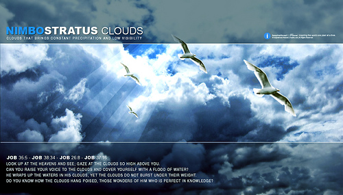NIMBOSRATUS CLOUDS by loswl.