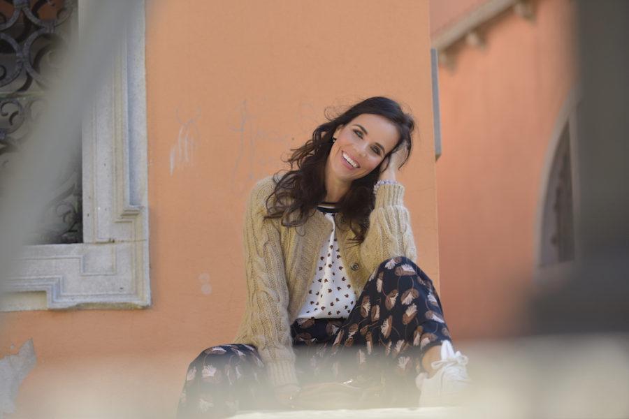 Stile del giorno: i pantaloni pigiama - Lorella Flego
