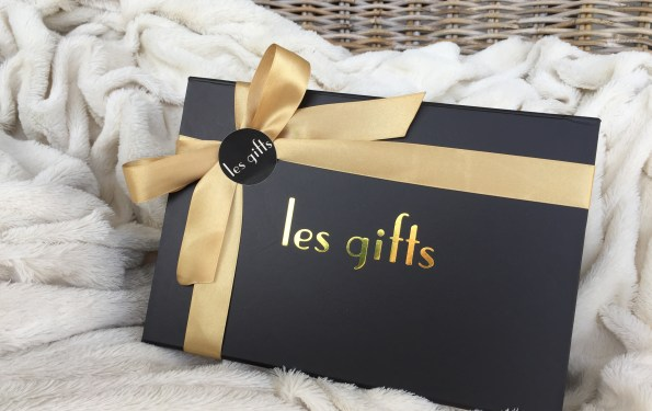 gift boxes from les gifts