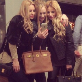 My beautiful friends in Sweden. Girls reunion
