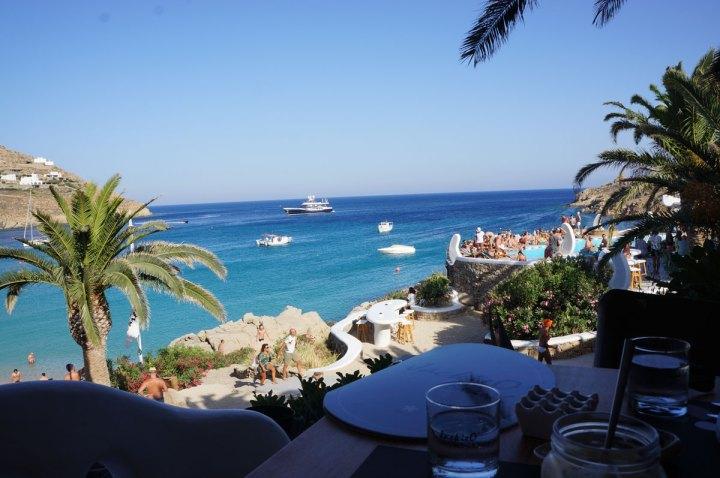 JackieOMykonos Restaurant Eat in mykonos