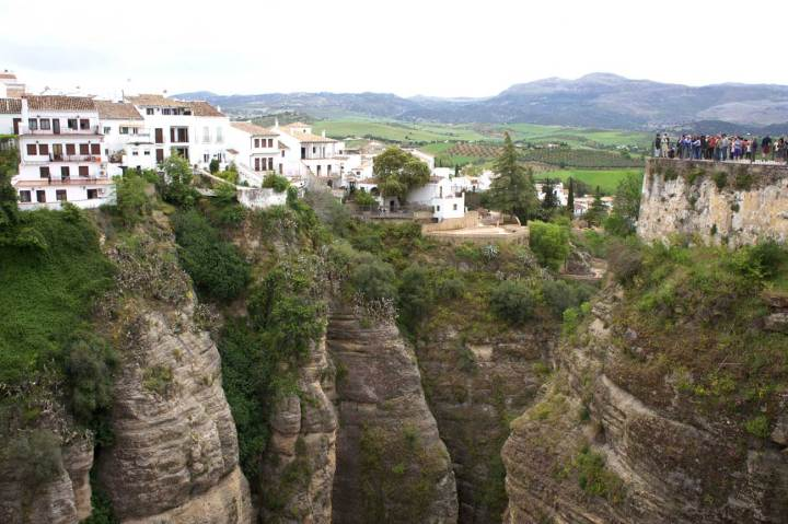 what to see in marbella ronda town