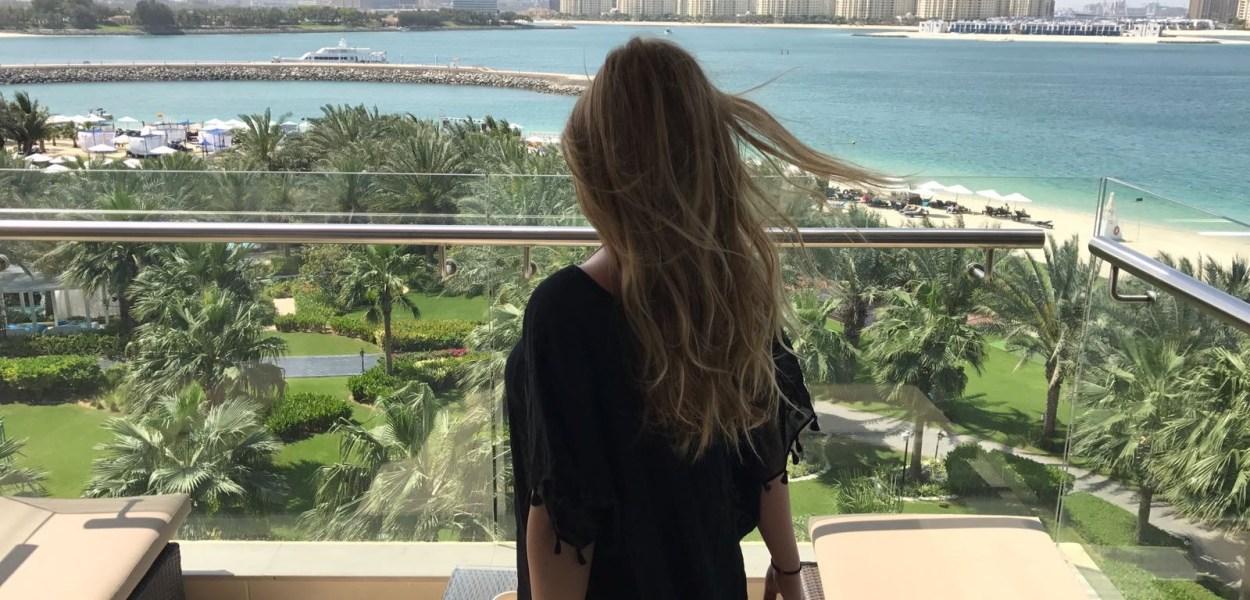 rixos the palm dubai junior suite view