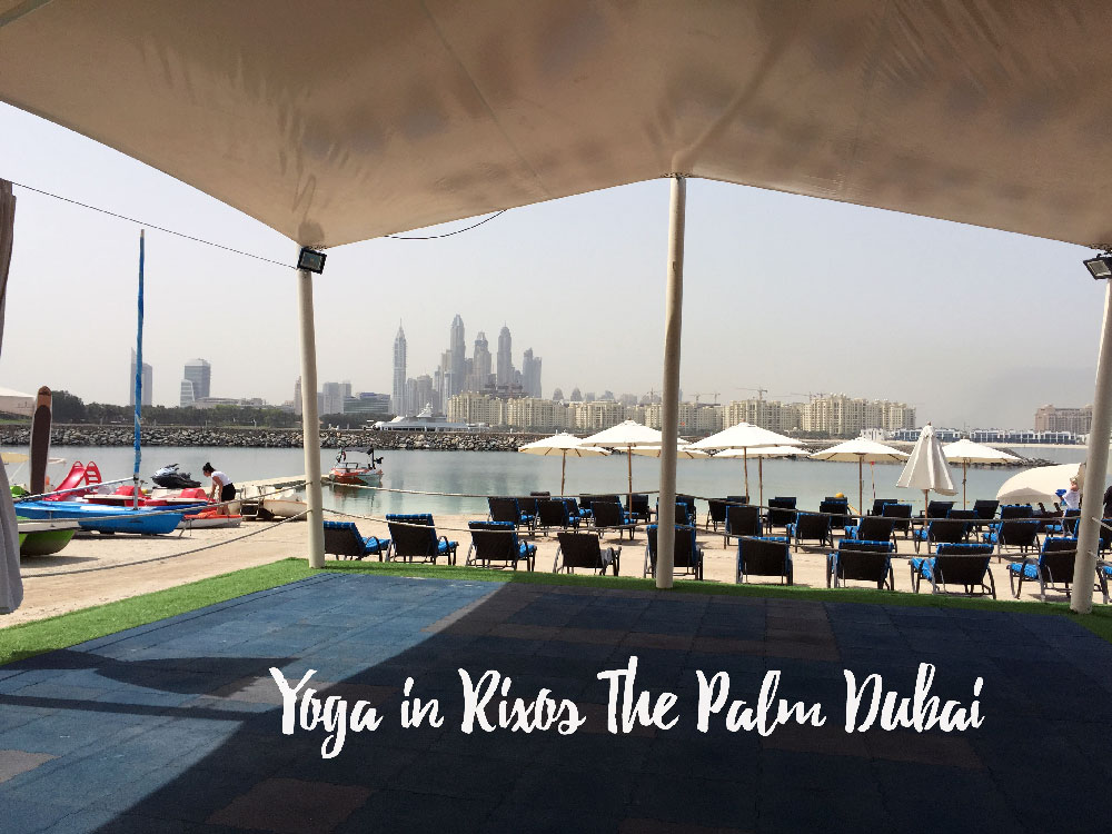 yoga activities in dubai