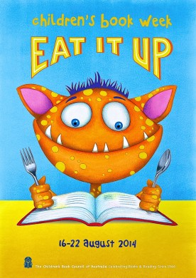 "Book Week ""Eat It Up"""