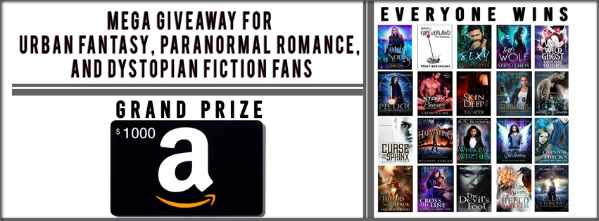 GenreCRAVE Mega Giveaway Party! — Lore Lush Books