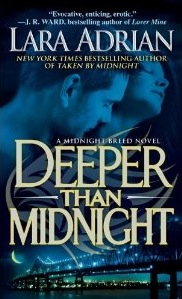 Book Review: Deeper Than Midnight by Lara Adrian