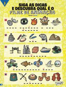 Revista Recreio. Ed Abril