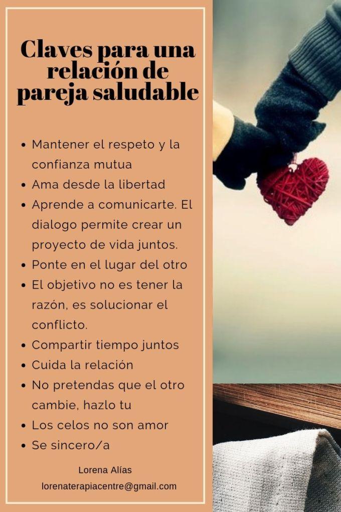 Claves para una relación de pareja saludable (1)