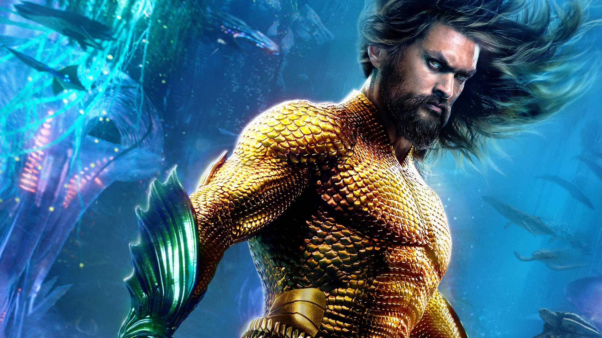 Aquaman 2018 Movie Review