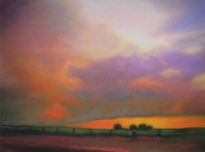 #SP1603 'More than Enough!' Original Art - soft pastel