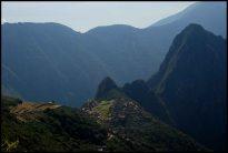 Machu Picchu view form Inti Punku