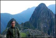 Devant le Huayna Picchu