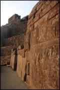 inca's wall