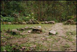 ceremonial site / lieu de forte énergie pour les cérémonies
