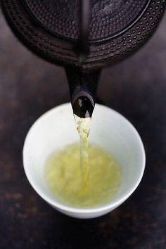 reggeli kávé helyett tea