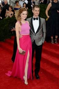 Emma Stone és Andrew Garfield