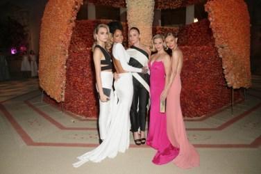 Cara Delevingne, Rihanna, Stella McCartney, Reese Witherspoon és Kate Bosworth