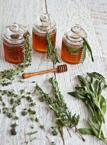 méz fűszerrel