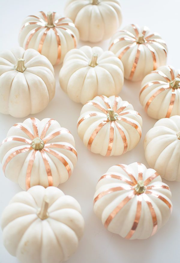 copper-striped-white-pumpkins