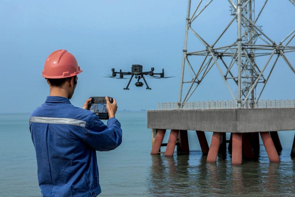DJI Launches Flagship Commercial / Industrial Drone With New Camera Platform