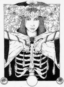 Timothy Renner's lovely maiden.