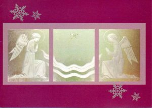 Christmas card from the Friends of West Norwood Cemetery.
