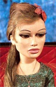 Marina, the mermaid from Stingray