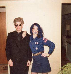 Al & Loren 1980