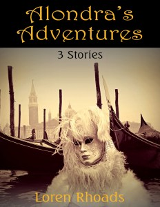 Alondra's Adventures cover