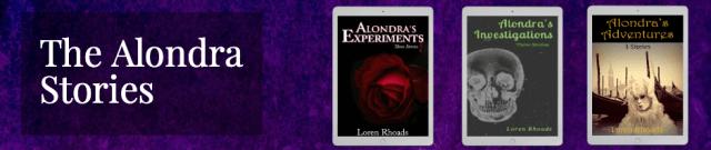 Alondra books banner