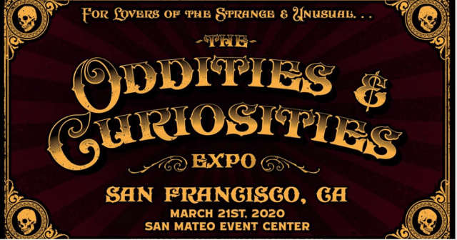 Oddities sale image