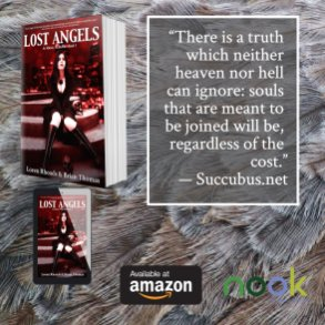 Lost Angels quote image