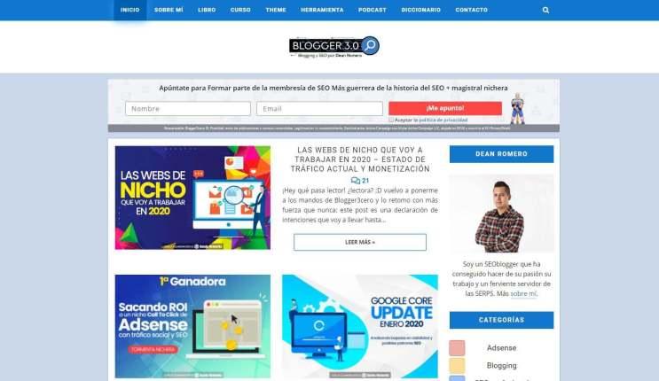 DEAN ROMERO.JPG 1 - Las webs de los 20 especialistas en posicionamiento SEO más importantes de España 🏆