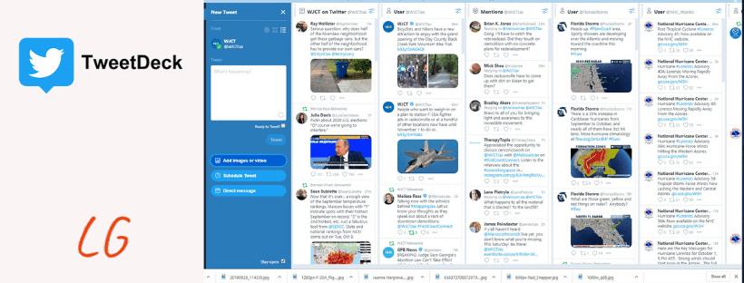 twittdeck blog - Las 5 mejores herramientas para gestionar redes sociales