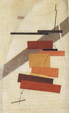 El Lissitzky, senza titolo