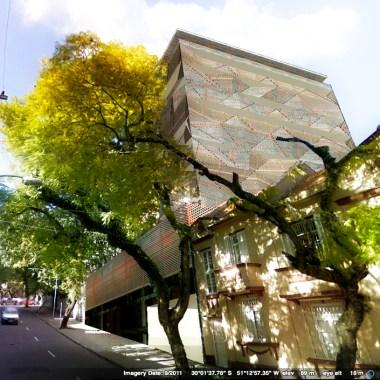 Tower in Rua Garibaldi - Street view (2)