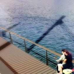 Camana Bay Bridges - Scooter