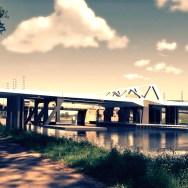 A11 Highway - Bridge 33