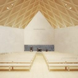S.Implicity Church - Internal view