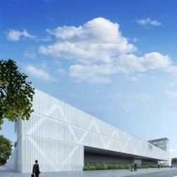 New OVS HQ - Street view left