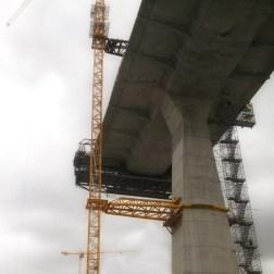 Constantine Bridge - Construction site (9)